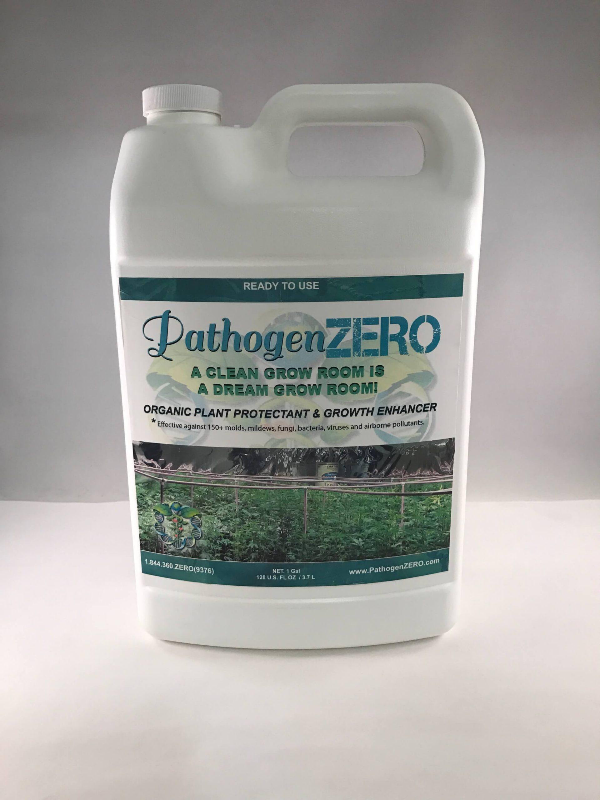 pathogen zero